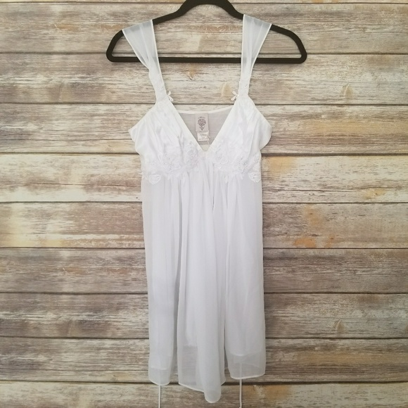 9f6da5ac83 In Bloom by Jonquil White Bridal Slip Chemise S